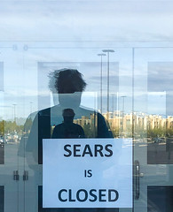 Sears is closed
