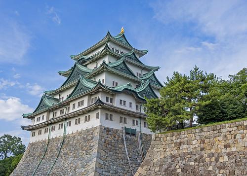 Nagoya Castle, 13