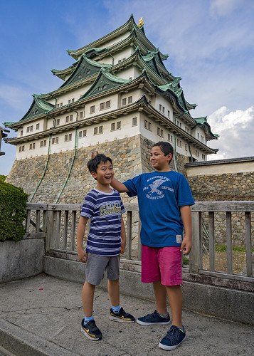 Nagoya Castle, 12