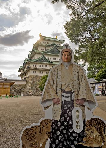 Nagoya Castle, 11