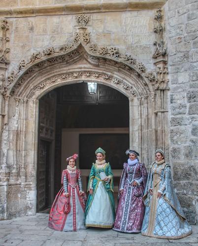 Desfile de Trajes de Época en Pastrana