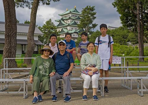 Nagoya Castle, 04