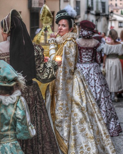 Festival Ducal, Desfile de las Velas