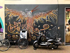 Mural - Stallingstraat Breda
