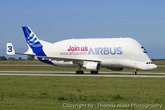 Airbus Transport International, F-GSTC : Join us, www.airbus.com