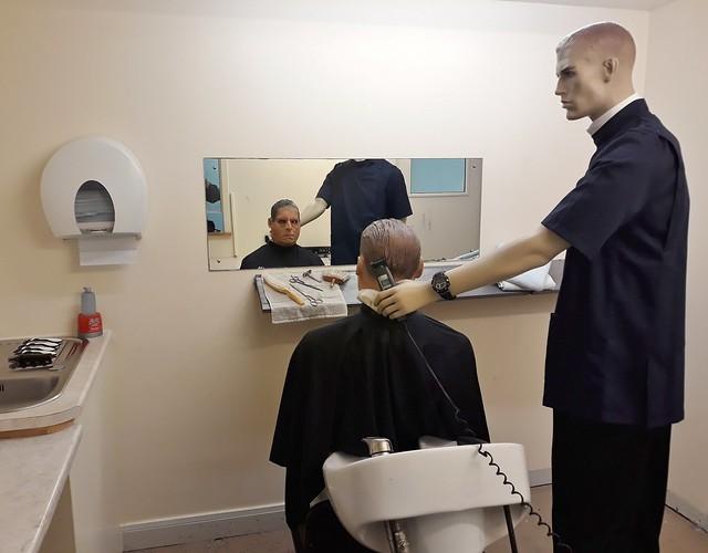 Peterhead Prison Barbers