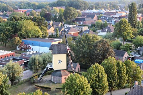 Molen Windlust in Nistelrode