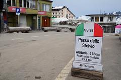 Stelvio Pass (Italie)