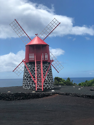 Red windmill Pico