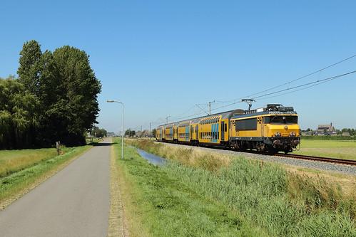 NSR 1770 + DDM-1 7203 als trein 704839