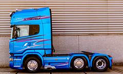 Essex Internationals New Blue Stream R730. No.79