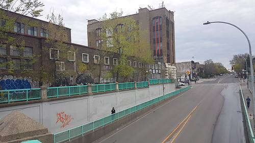 Avenue du Parc & Avenue Van Horne