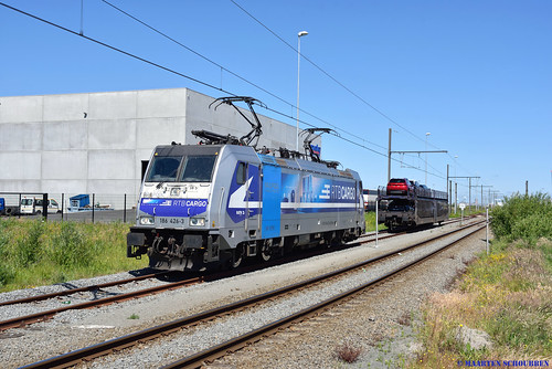 RTB Cargo 186 426-3 @ Zeebrugge-Pelikaan