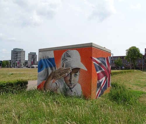Gart Smits and James Jetlag (Martin Plag), graffiti Weert