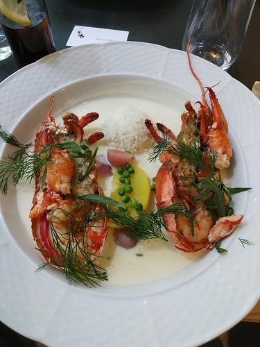 Un samedi gastronomique ds un cadre idyllique et reposant a habbay la neuve en belgique,14 km d' Arlon,