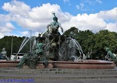 Berlim - Neptunbrunnen