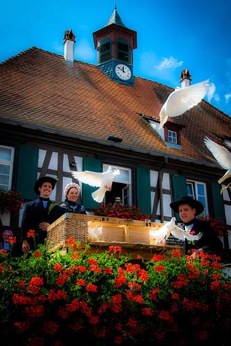 Streisselhochzeit- Seebach