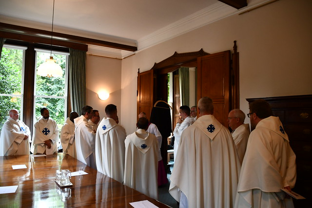 Ordination to the Sacred Priesthood of Deacon David Donaghue