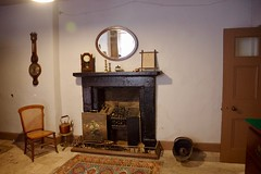 The Butler's Fireplace
