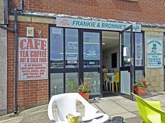 Frankie & Bronnie's Cafe Fleetwood