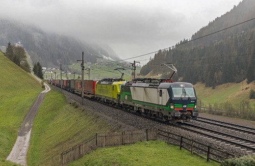TXL 193 283 en 193 552 St. Jodok am Brenner