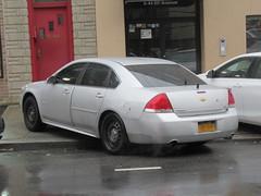 NYPD Chevy Impala