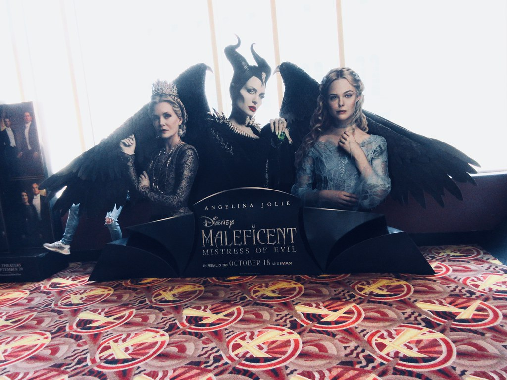 2019 Maleficent Mistress Of Evil Movie Poster Standee 6251