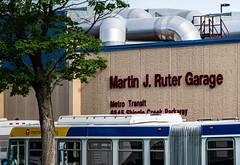 Martin J. Ruter Bus Garage - Metro Transit