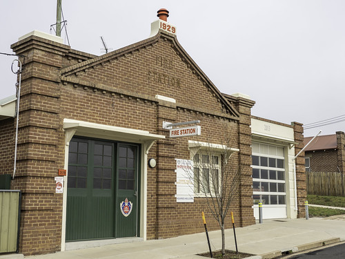 Grenfell Fire Station (1929) - see below