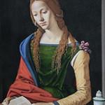 Piero di Cosimo (Firenze 1462 – Firenze 1522) - Santa Maria Maddalena (1490-1495) - tempera su tavola cm 72 x 53 - Museo Nazionale Romano Palazzo Barberini - Roma - https://www.flickr.com/people/94185526@N04/