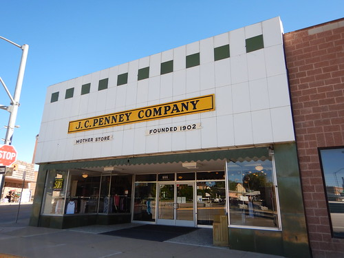 J. C. Penney mother store