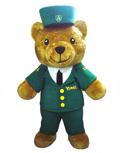 聯合鋼鐵-西裝熊