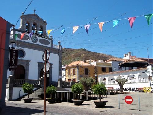 Vega de San Mateo-Gran Canaria.