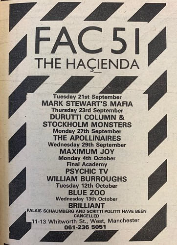 NME, 18 September 1982. #NME  #MyLifeInTheUKMusicPress #1982