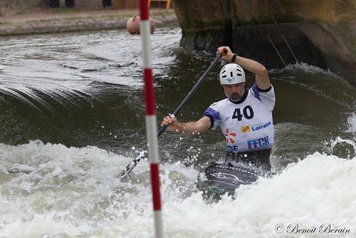 Championnats de France Canoe-Kayak Slalom 2019 - 57000 Metz