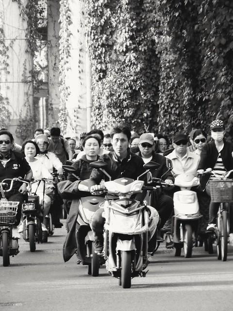Cavalry, #Shanghai