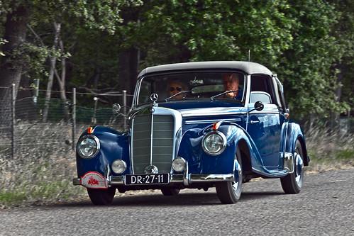 Mercedes-Benz 220 A Cabriolet 1951 (8911)