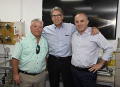 DOE Perry visit July 2019