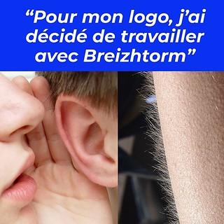 Parce que la création de votre identité est une des bases de votre communication, c'est une bonne idée de choisir Breizhtorm pour vous accompagner. #communication #rennes #agencedecommunication #lagencequivouseclair #branding #logotype