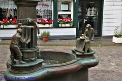 Weberbrunnen - Monschau