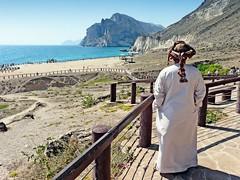 Sultanat d'Oman 1, le Port & ville de Salalah