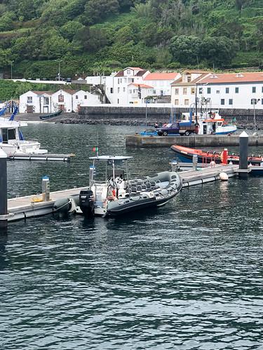 Espaço Talassa in harbour