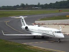 9H-JAD Bombardier CRJ-200ER (Air X Charter)