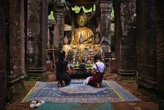 A Prayer at Wat Phu