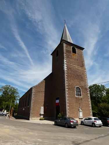 Eglise de Chastre