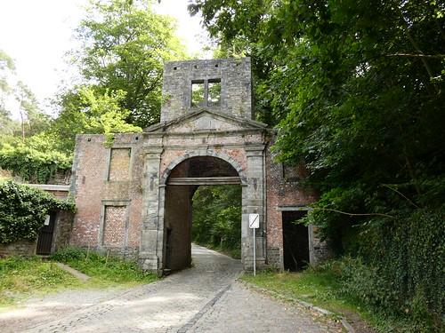 La porte de Namur