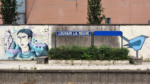 Mr Cana / Louvain-La-Neuve - 12 jul 2019