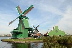Green Scene, Zaanse Schans