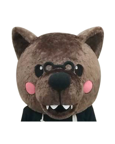勵馨基金會-大野狼(偶頭)