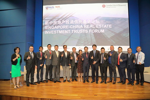 Singapore-China Real Estate Investment Trusts (REITs) Forum